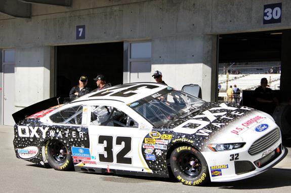 NASCAR Brickyard 400 35
