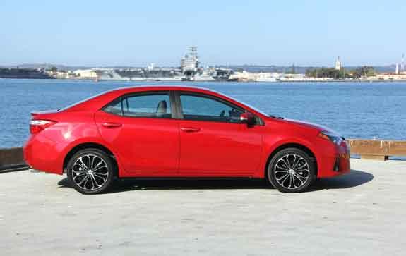 New 2014 Toyota Corolla
