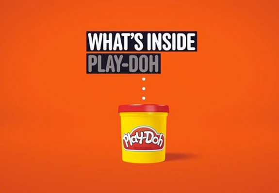 Play Doh Whats Inside