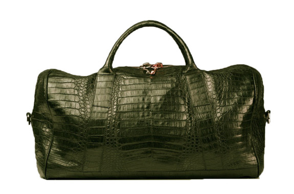 Hip and Bones Croc Duffle