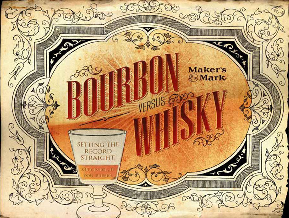 Bourbon Vs Whisky Main