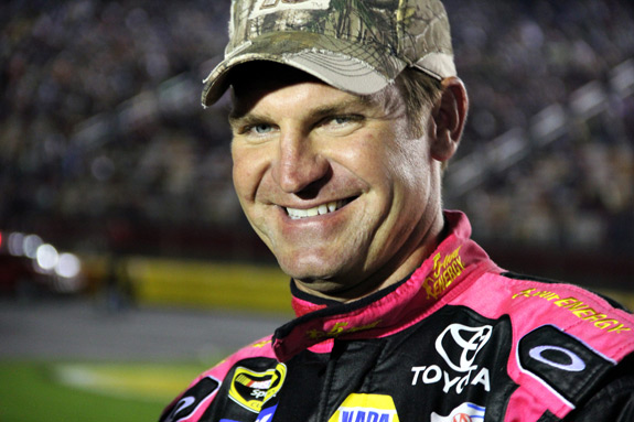 Clint Bowyer NASCAR Charlotte Toyota Racing