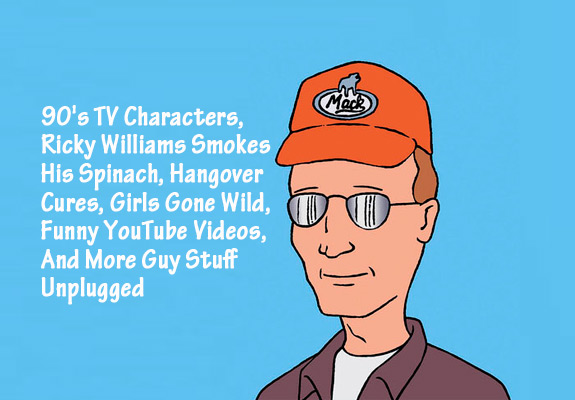Dale Dribble Hank Hill King Of The Hill