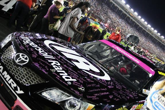 IR Racing NASCAR