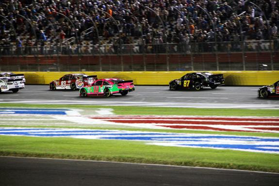 NASCAR Charlotte Bank Of America 500
