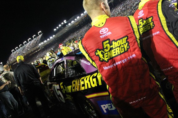 NASCAR Clint Bowyer 5 Hour Energy