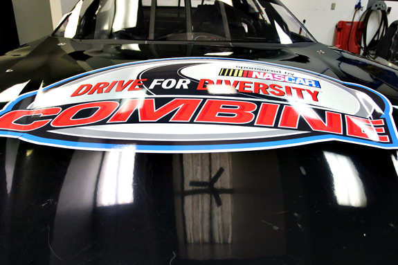 NASCAR Drive For Diversity Rev Racing