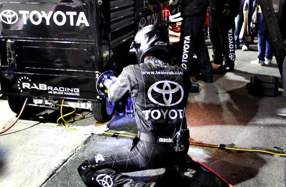NASCAR Toyota Racing