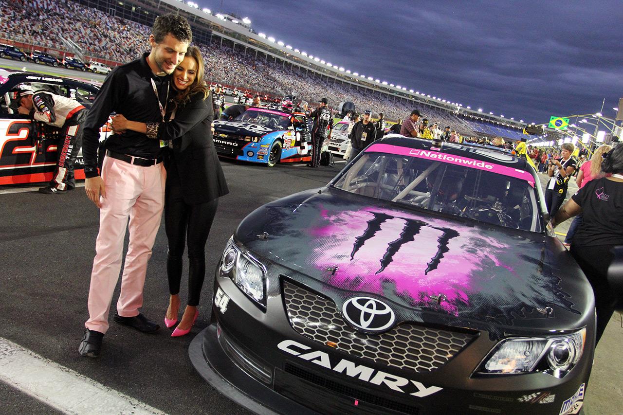 Samantha Busch Joe Gibbs Racing Toyota NASCAR