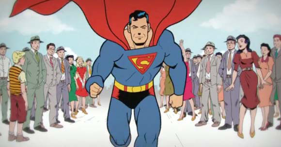 Superman 75th Anniversary Animated Short Film