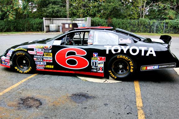 Toyota Racing NASCAR Rev Racing