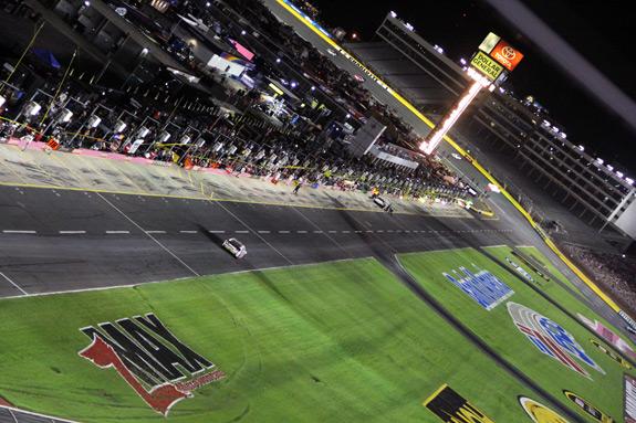 Charlotte Motor Speedway Nascar