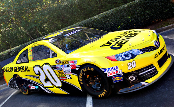 Matt Kenseth Dollar General Nascar Toyota