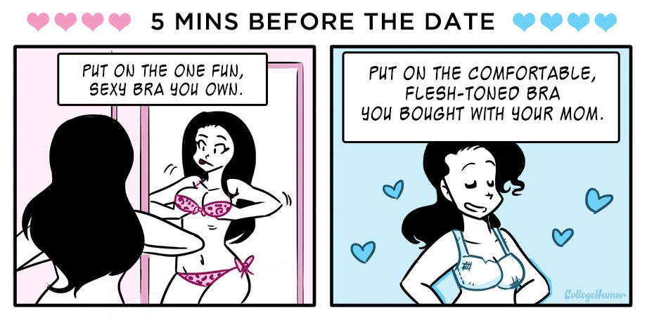 1st Date Dating Infographic 3