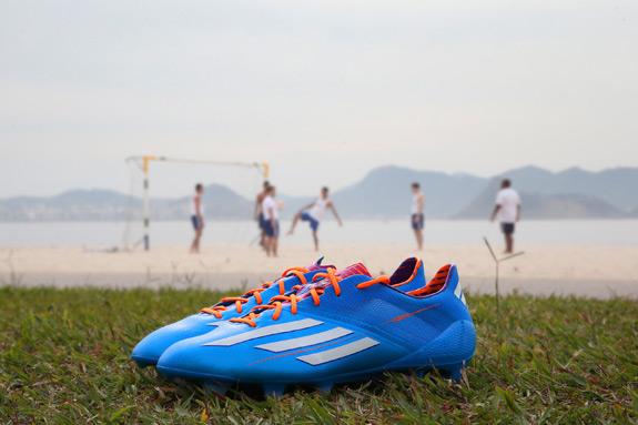F50 Samba Adidas Soccer