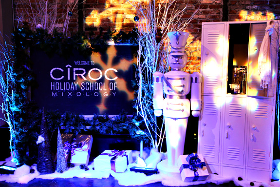 CIROC Holiday School Of Mixology 1