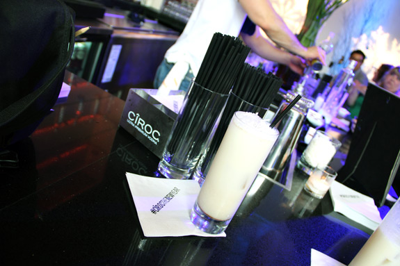 CIROC Coconut Holiday School Of Mixology