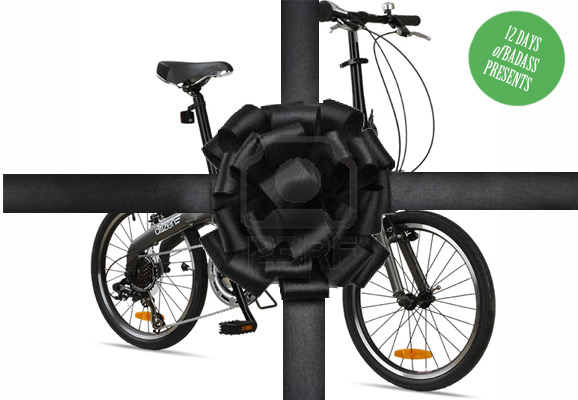 Christmas Present Gotham 7 Folding Bicycle Citizen