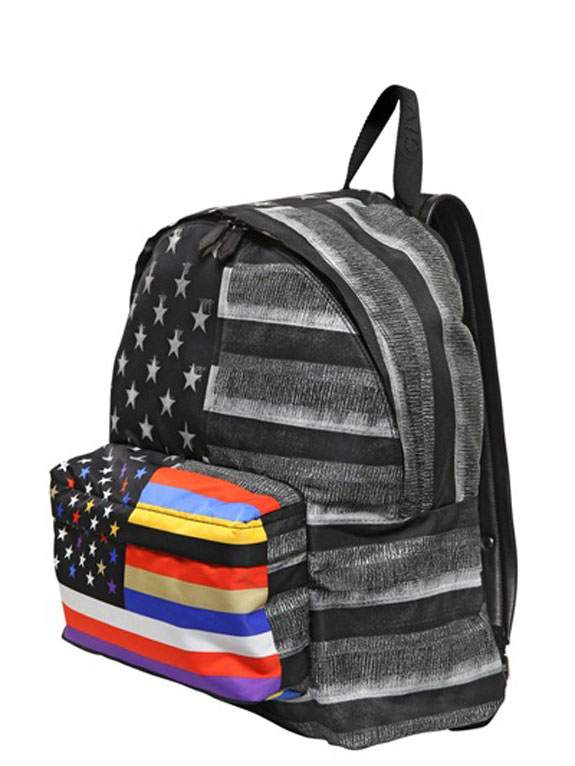Givenchy Nylon American Flag Backpack 2