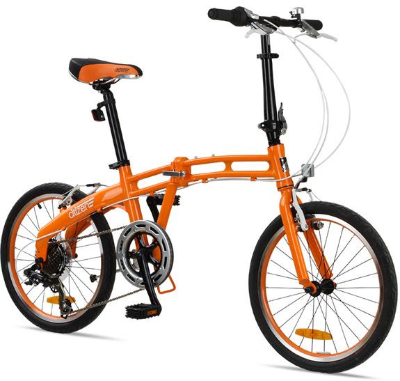Gotham 7 Folding Bicycle Citizen