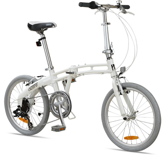 Gotham 7 Folding Bicycle Citizen