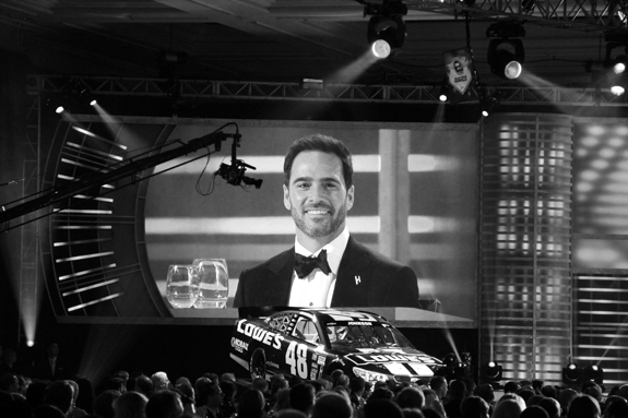 Jimmie Johnson NASCAR Awards 25