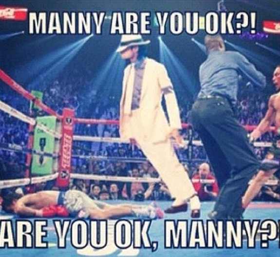 Manny Are You Ok