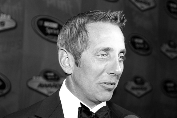 NASCAR Vegas Champions Week Biffle Red Carpet 31