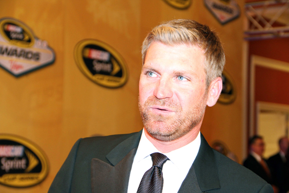 NASCAR Vegas Champions Week Clint Bowyer 10