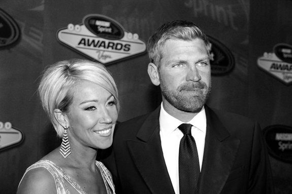 NASCAR Vegas Champions Week Clint Bowyer Girlfriend 27
