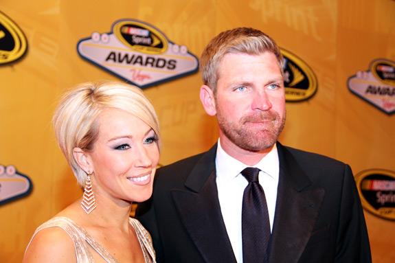 NASCAR Vegas Champions Week Clint Bowyer Girlfriend