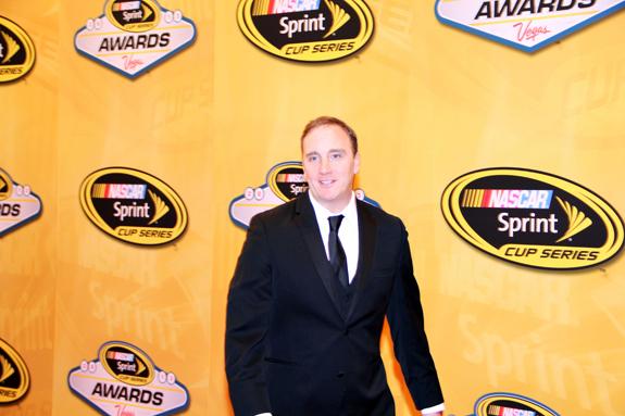 NASCAR Vegas Champions Week Jay Mohr 7