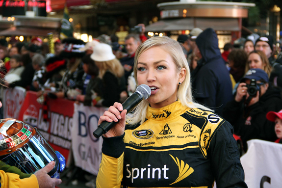 NASCAR Vegas Champions Week Miss Sprint Cup 14