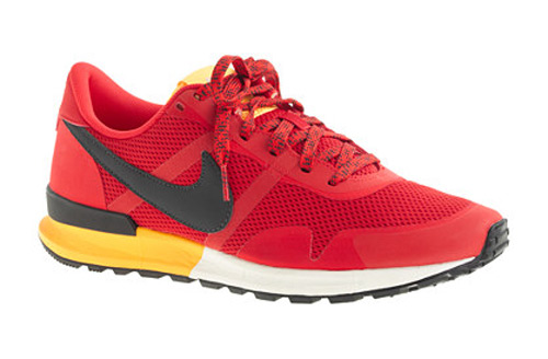 Nike J Crew Vintage Collection Air Pegasus 83 Sneaker Red