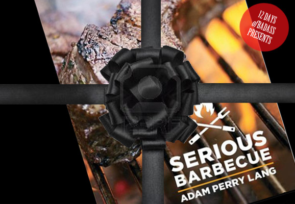 Serious Barbecue Book Adam Perry Lang Gift
