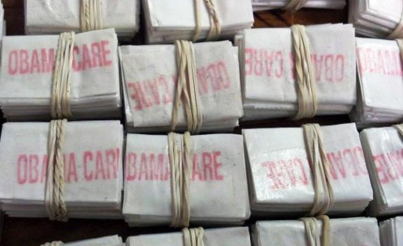 Heroin Bust Obamacare