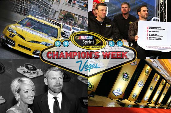 Nascar Champions Week 2