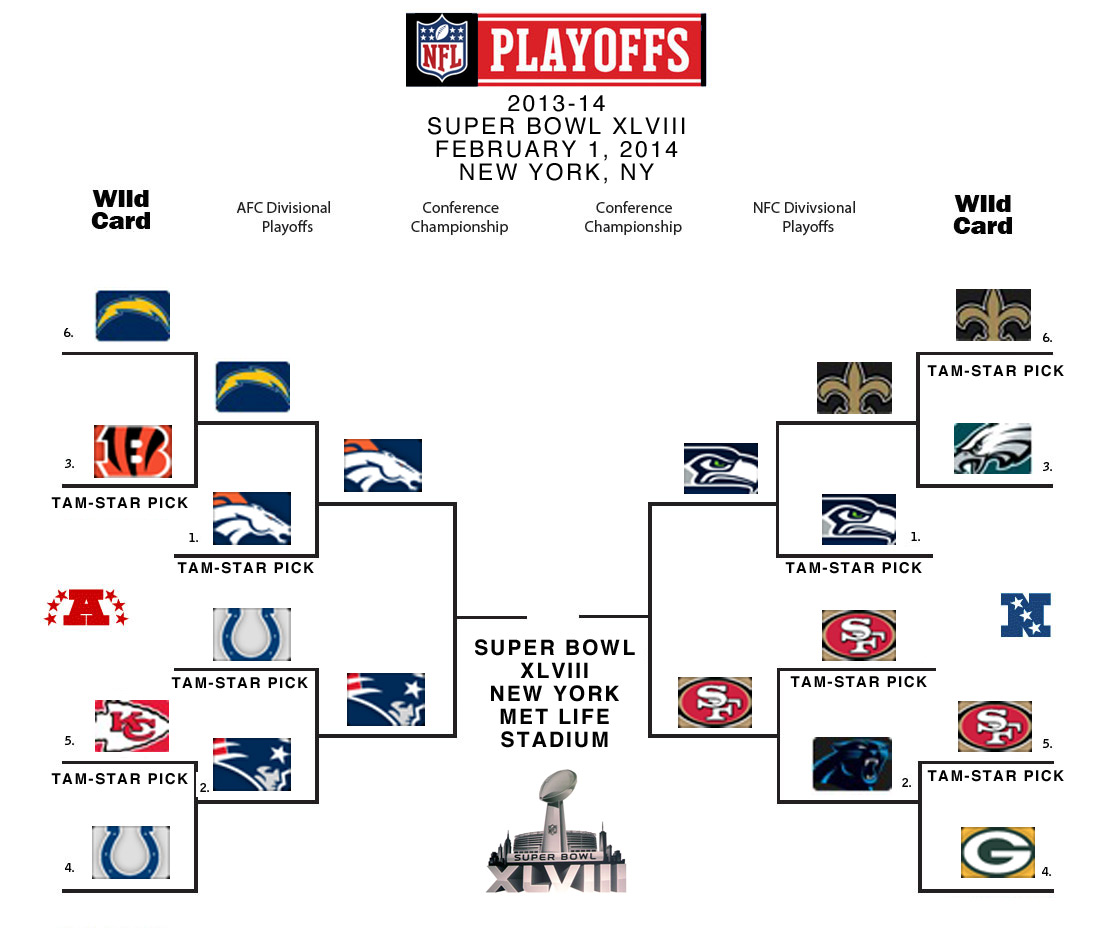 NFL Playoffs Picture Conference Championships 2