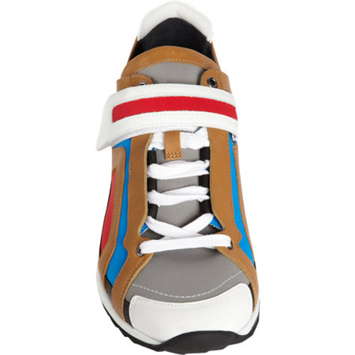 Pierre Hardy Colorblock Low Top Sneaker