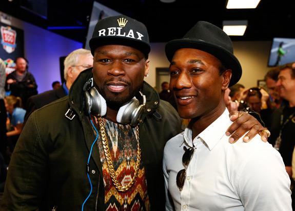 50 Cent Nascar
