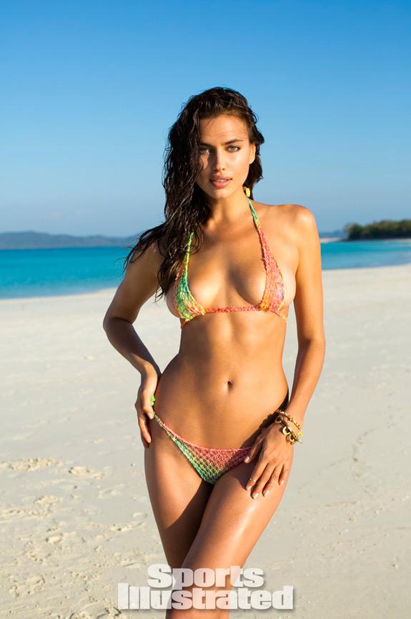 Irina Shayk Photos Sports Illustrated Swimsuit Photos