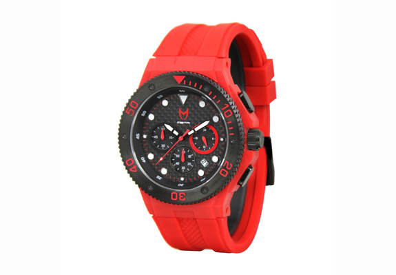 Meister Watch Ambassador MK2 MSTR Red