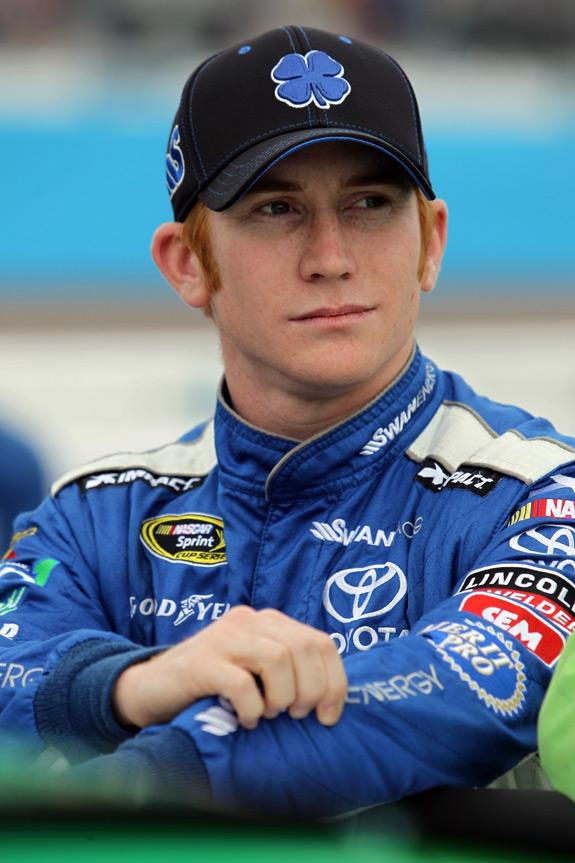 NASCAR Driver Cole Whitt