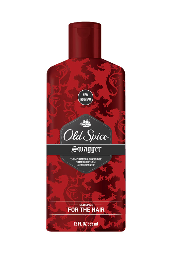Old Spice Shampoo Swagger