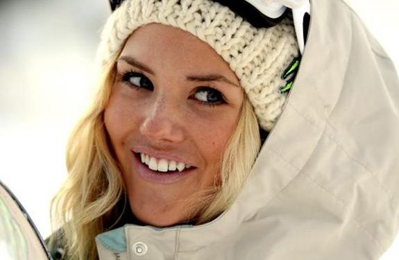 Silje Norendal Norwegian Snowboarder 4