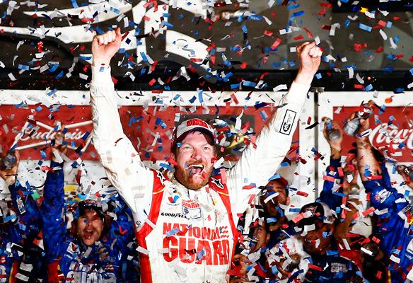 Dale Jr Wins Daytona 500 Joins Twitter