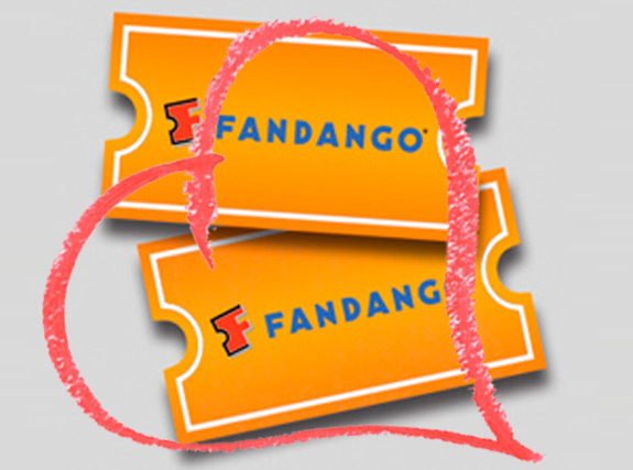 Fandango Movie Crush Valentine Ticket Giveaway