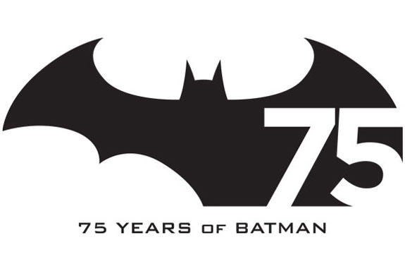 Batman 75th Anniversary Batman Logo