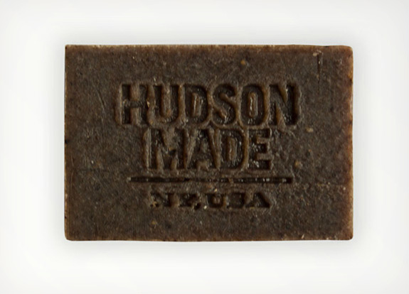 Lovely Package Hudson Made Workers Soap