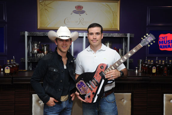 Justin Moore Crown Royal Hero John Wayne Walding